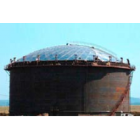 Storage tanks VST with fixed roof